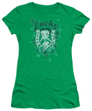 Juniors: Betty Boop - Lucky Boop T-shirts