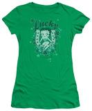 Juniors: Betty Boop - Lucky Boop T-shirts