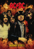 AC/DC - Highway to Hell Prints