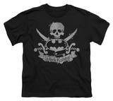 Youth: Batman - Dark Pirate T-shirts