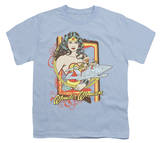 Youth: DC Comics - Invisible Jet T-shirts