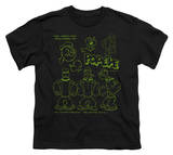 Youth: Popeye - We Can Rebuild Him T-shirts