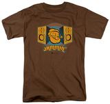 Popeye - Jammin' T-shirts