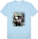 Marilyn Monroe - Waiting T-shirts