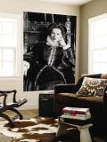 Katharine Hepburn Veggmaleri