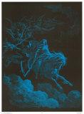 Death Rides a Pale Horse Plakát