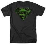 Superman - Circuits Shield T-shirts