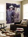 The Lone Ranger Wall Mural