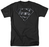 Superman - Mech Shield T-Shirt