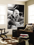Alfred Hitchcock Wall Mural