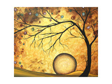 Across The Golden River Giclee Print by Megan Aroon Duncanson