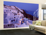 Santorini, Greece Wall Mural – Large