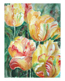 Tulips Giclee Print by Ingrid Dohm