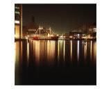 Inner Harbor, Baltimore Photographic Print by James A Pierce