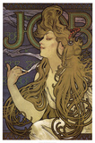 Job Posters by Alphonse Mucha