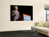 Barack Obama Wall Mural