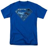 Superman - On Ice Shield Shirts