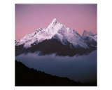 Everest Photographic Print by James Saenz