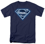 Superman - Cyber Shield T-shirts