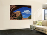 North Window, Arches National Park, Utah, USA Wall Mural