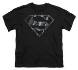 Youth: Superman - Mech Shield T-shirts