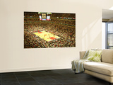 Chicago Bulls, United Center, Chicago, Illinois, USA Wall Mural