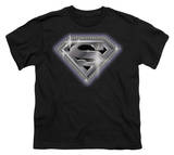 Youth: Superman - Bling Shield T-shirts