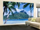 Bora Bora, Tahiti, Polynesia Wall Mural – Large