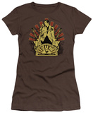 Juniors: Sun Records - Elvis Rising T-shirts