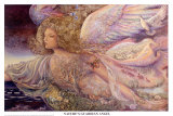 Natures Guardian Angel Posters av Josephine Wall