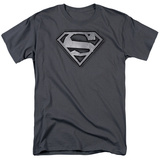 Superman - Duct Tape Shield T-shirts