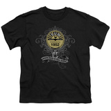 Youth: Sun Records - Rockin' Scrolls T-shirts