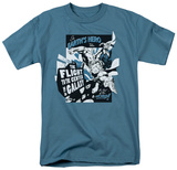Superman - Center of the Galaxy Shirts