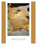 Abstract Face Giclee Print by Andrea Allegrone