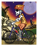 Paseo De La Luna - Moonlight Ride Photographic Print by Ladislao Loera