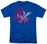 Superman - Say no to Thugs Shirts