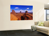 Monument Valley, Arizona, USA Wall Mural