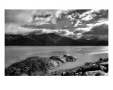 Turnagain Arm Photographic Print by Paul Huchton