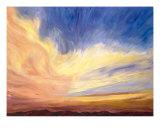 Breath Of God Giclee Print by Anita Blythe
