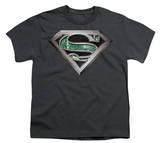 Youth: Superman - Circuitry Logo T-shirts