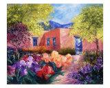New Mexico Spring Giclee Print by Anita Blythe