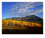 West Beckwith Mountain Photographic Print by Mike Norton