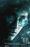 Harry Potter and The Half Blood Prince Plakat