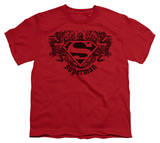 Youth: Superman - Superman Dragon T-shirts