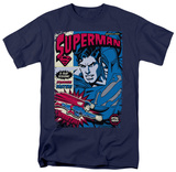 Superman - Action Packed Shirts