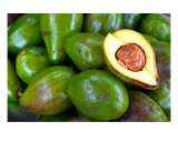 Avocado Stand Cameroon Africa Photographic Print by Blake J. Nolan