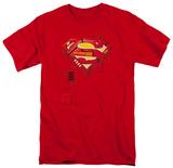 Superman - Super Mech Shield Shirts
