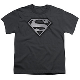 Youth: Superman - Duct Tape Shield Camisetas