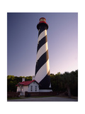 St Augustine Lighthouse Florida Photographic Print by George Oze