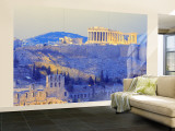 Acropolis, Athens, Greece Wall Mural – Large